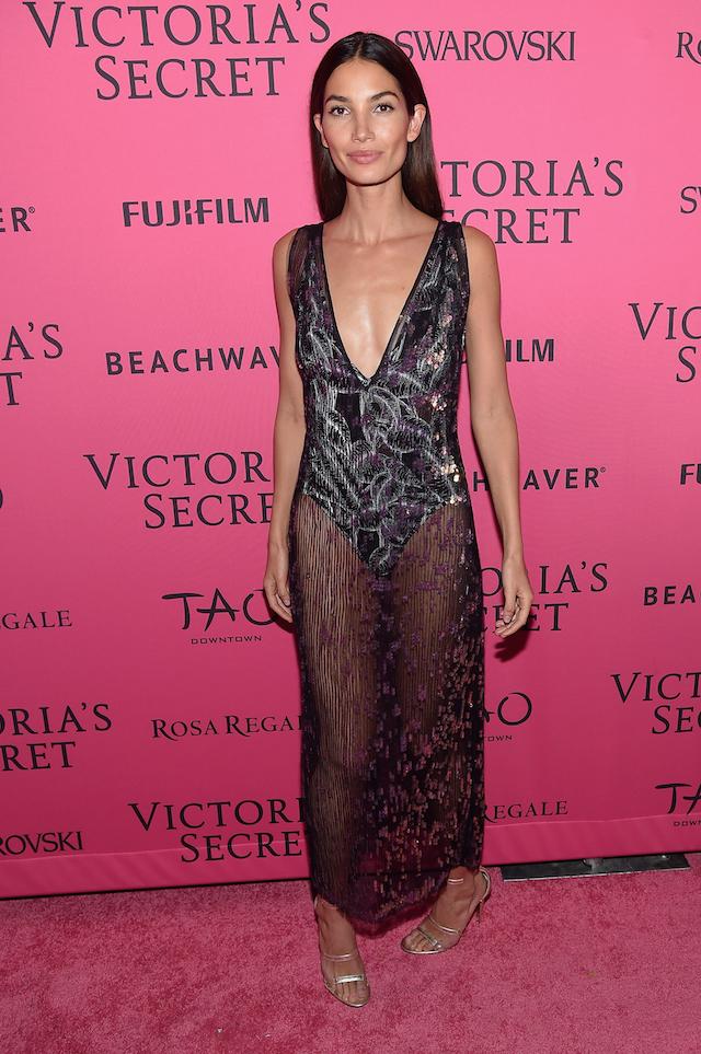 Гости показа Victoria's Secret в Нью-Йорке (фото 12)