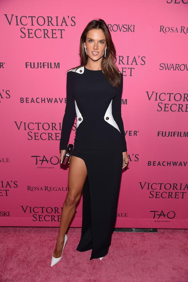 Гости показа Victoria's Secret в Нью-Йорке (фото 11)