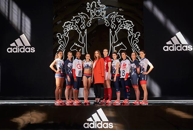 Стелла МакКартни показала новую форму олимпийской сборной Британии (фото 1)
