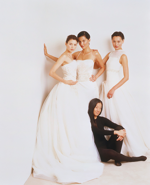 Вера Вонг: «Я прожила несколько жизней в моде» — интервью с дизайнером (фото 3)