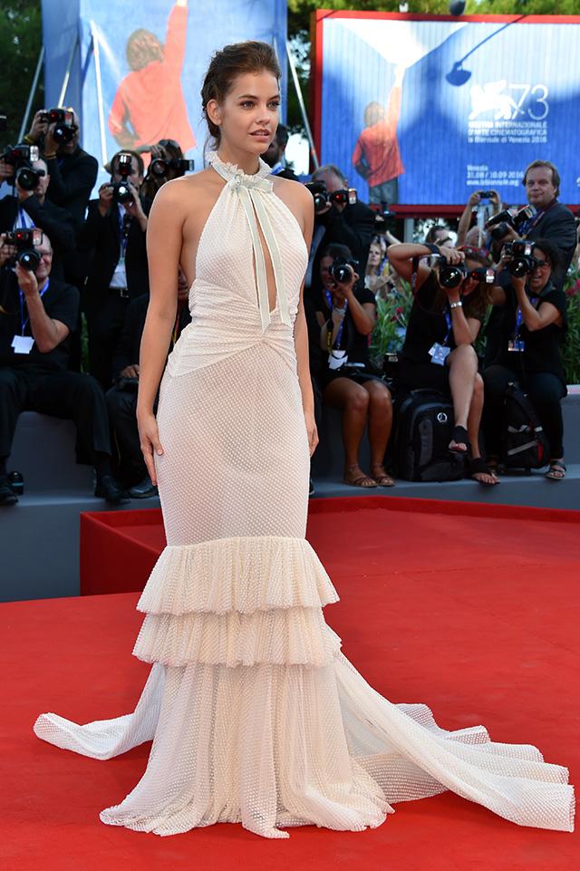Церемония открытия Венецианского кинофестиваля — 2016 (фото 4)