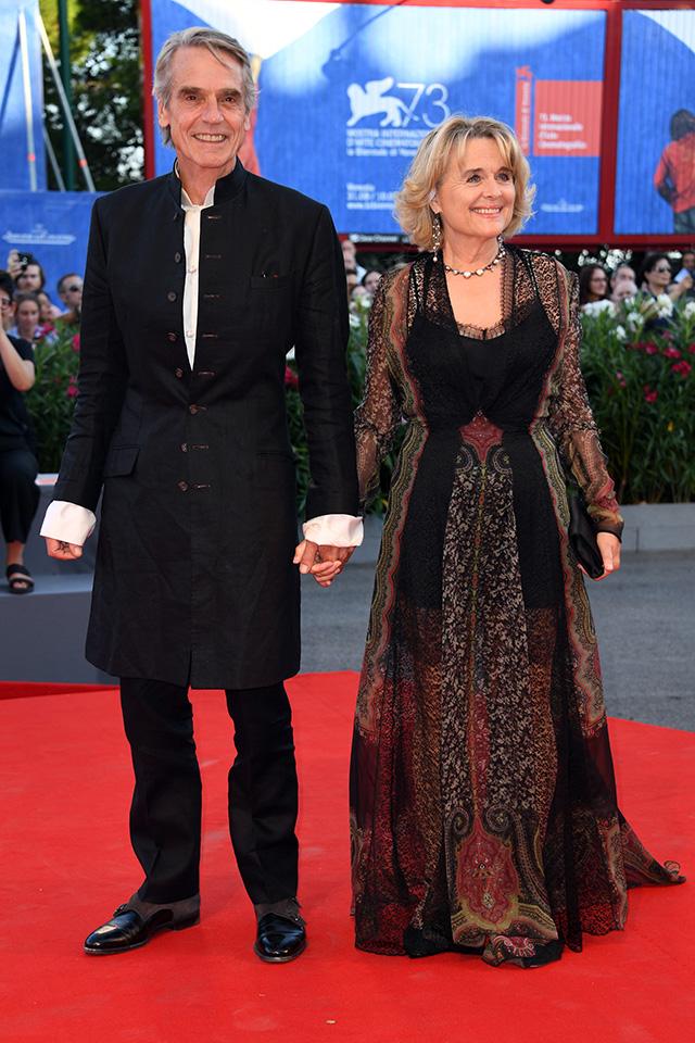 Церемония открытия Венецианского кинофестиваля — 2016 (фото 3)