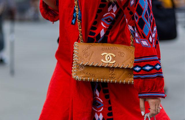 Что носят на Неделе моды в Нью-Йорке: 1 часть (фото 2)