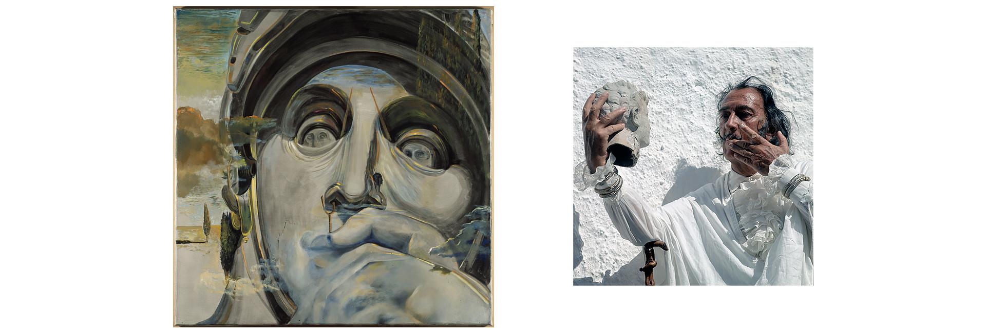 Сальвадор Дали. Сюрреалист и классик в музее Фаберже (фото 2)