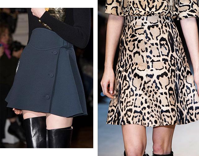 15 способов носить юбку-трапецию (фото 1)