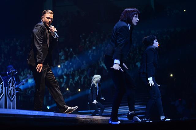 Концерт Джастина Тимберлэйка в Москве: как это было (фото 2)