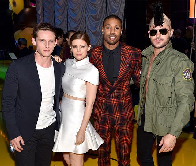 Победители и гости MTV Movie Awards 2015 (фото 6)