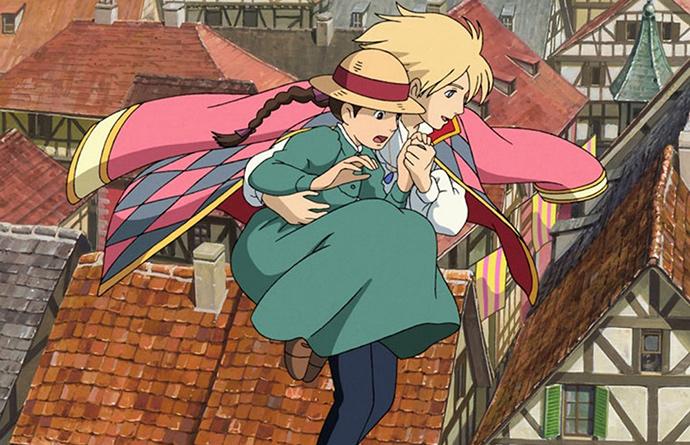 Лучшие мультфильмы Хаяо Миядзаки (фото 5)