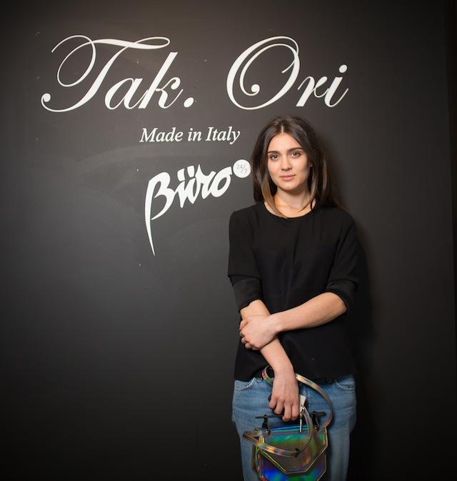 Презентация новой коллекции Tak.Ori (фото 13)
