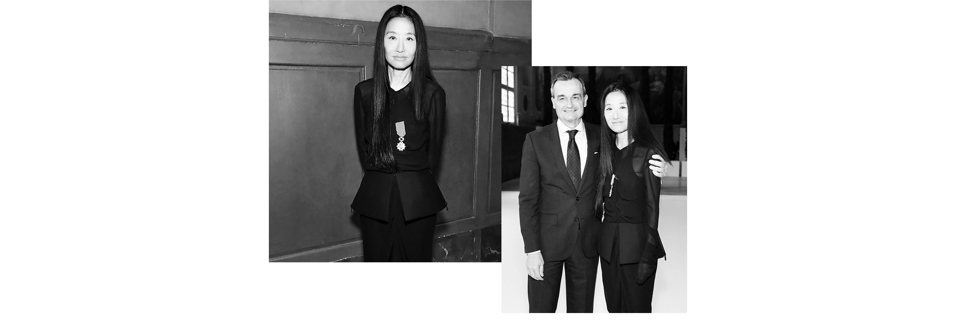 Вера Вонг: «Я прожила несколько жизней в моде» — интервью с дизайнером (фото 2)