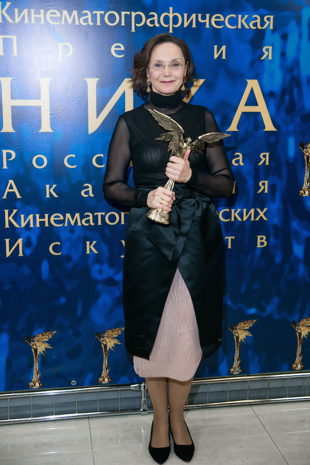 """Церемония вручения премии """"Ника-2016"""" (фото 9)"""