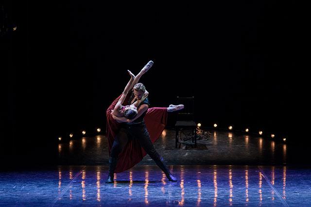 балет бориса эйфмана красная жизель
