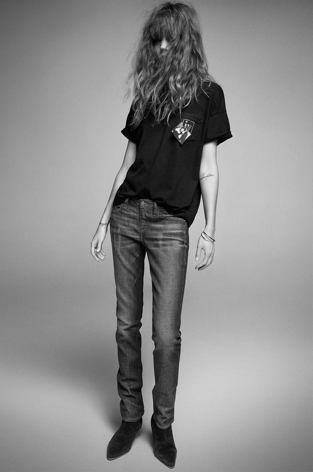 Фотографы Инез ван Ламсвеерде и Винуд Матадин создали коллекцию джинсов (фото 1)