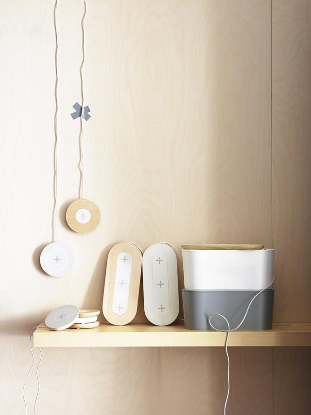 IКЕА создали коллекцию мебели со встроенной зарядкой (фото 1)