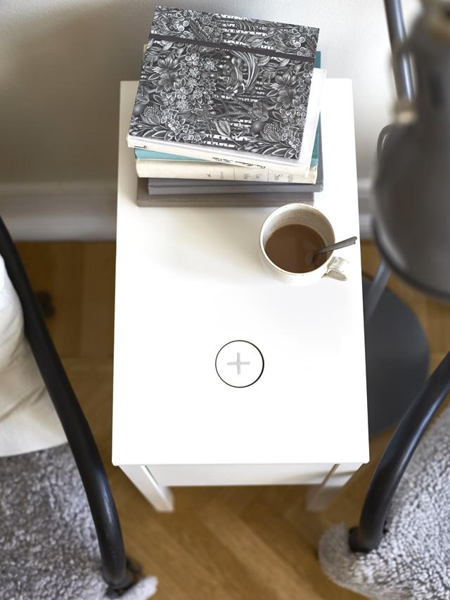 IКЕА создали коллекцию мебели со встроенной зарядкой (фото 3)