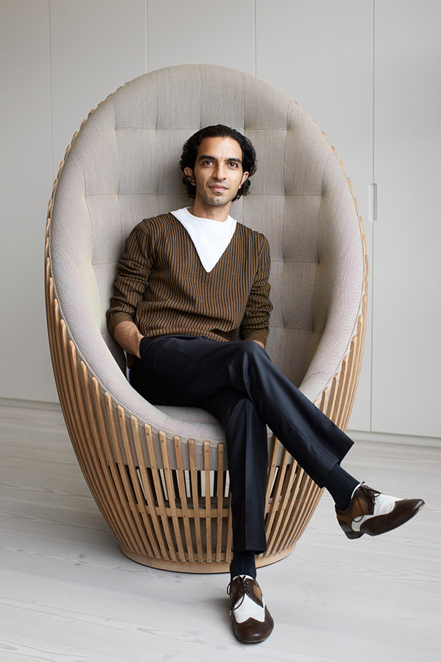 "Imran Amed, founder BoF: ""If you sit still, you will definitely lose"" (photo 2)"
