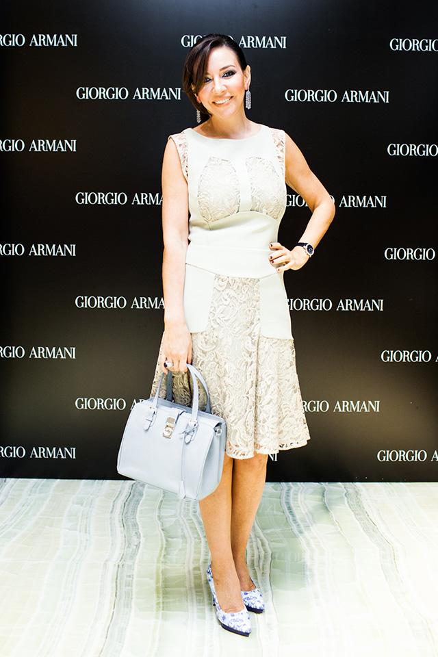 Открытие нового бутика Giorgio Armani в Третьяковском проезде (фото 10)