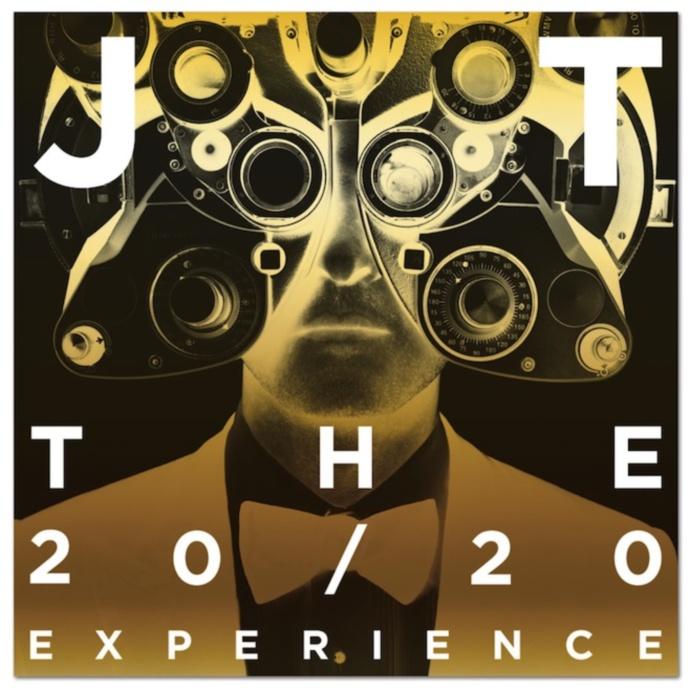 Обложка полного собрания The 20/20 Experience