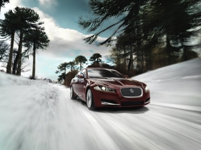 Jaguar XF 3.0 4x4 Premium Luxury