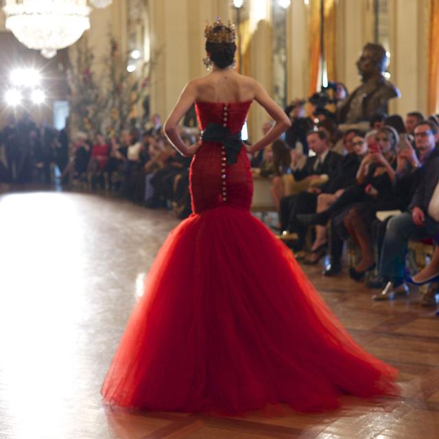 показ коллекции в La Scala (фото 6)