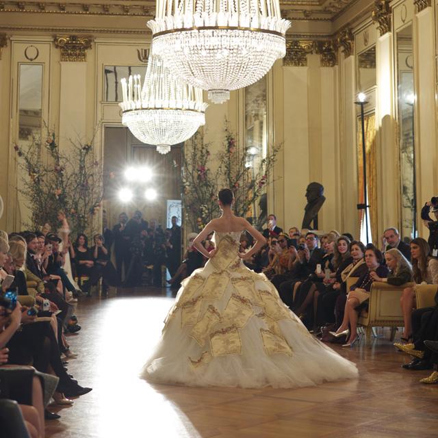показ коллекции в La Scala (фото 8)
