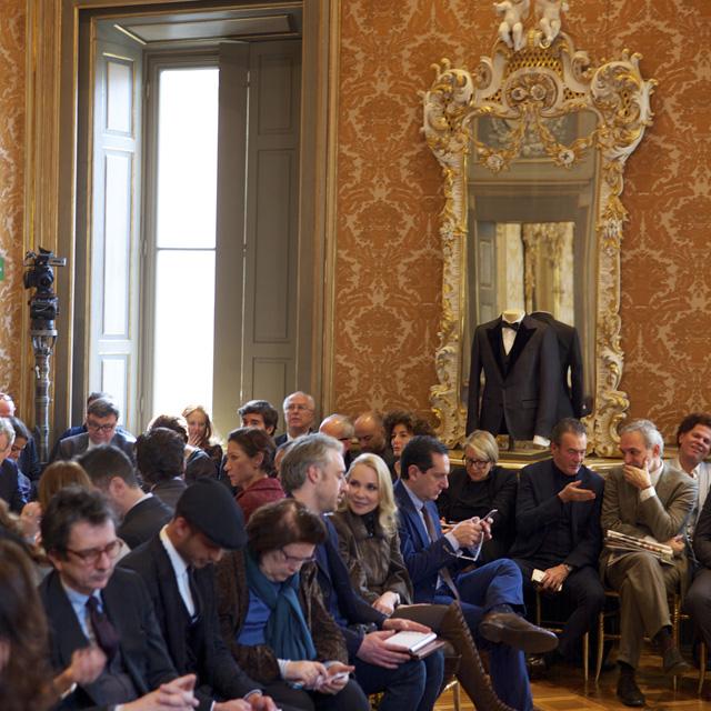 показ коллекции в La Scala (фото 9)