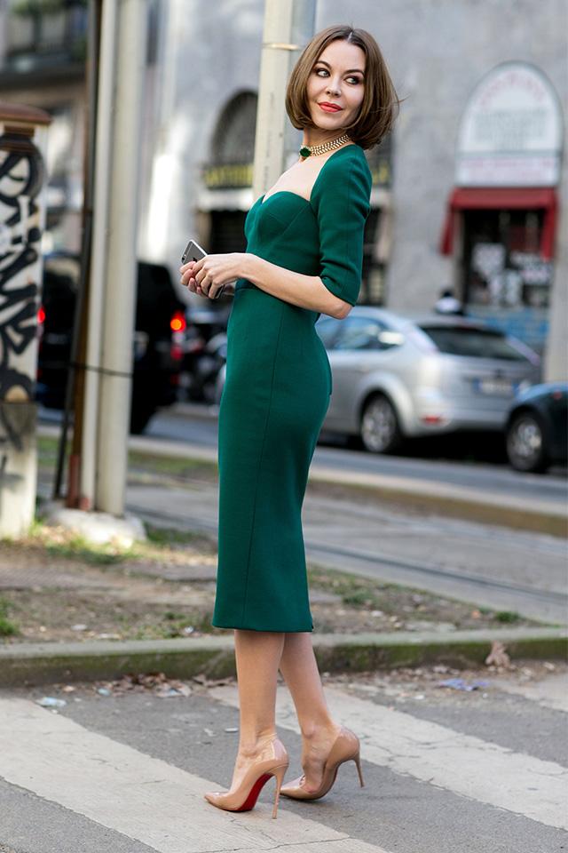 Неделя моды в Милане F/W 2015: street style. Часть 4 (фото 2)