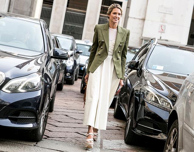 Неделя моды в Милане F/W 2015: street style. Часть 4 (фото 3)