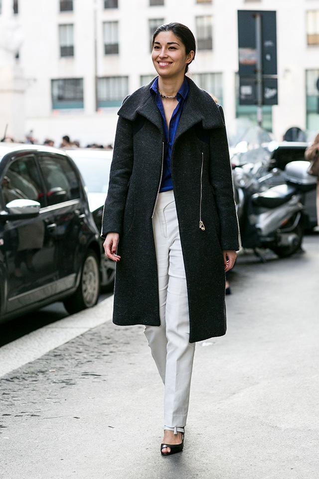 Неделя моды в Милане F/W 2015: street style. Часть 4 (фото 10)