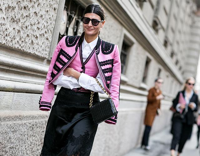 Неделя моды в Милане F/W 2015: street style. Часть 4 (фото 1)
