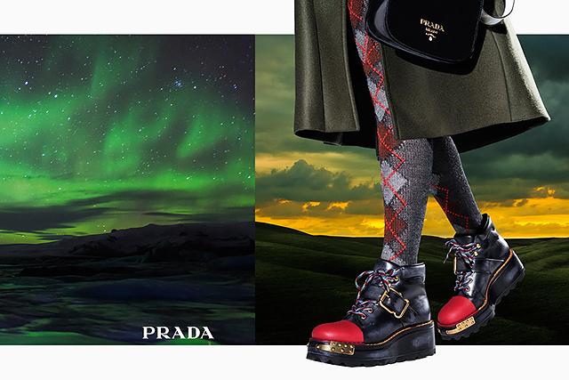27 моделей снялись в осенней кампании Prada (фото 9)