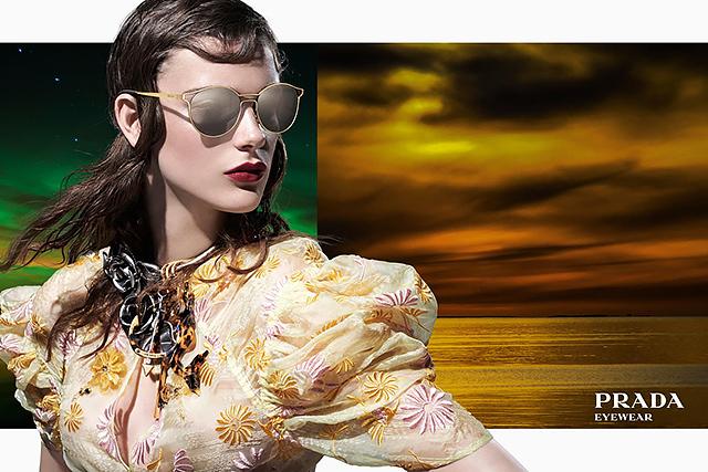 27 моделей снялись в осенней кампании Prada (фото 2)