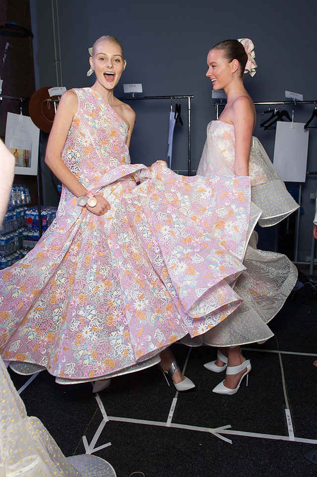 Неделя моды в Австралии: лучшие показы (фото 2)