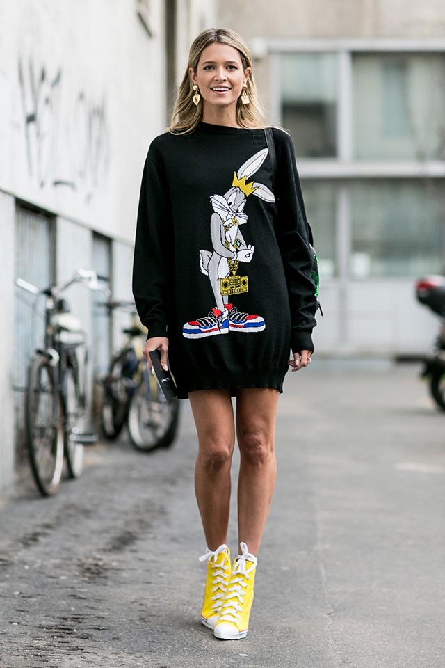 Неделя моды в Милане F/W 2015: street style. Часть 4 (фото 14)