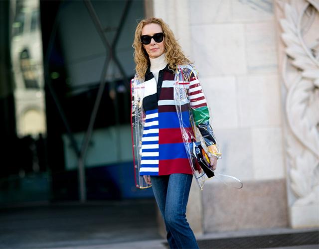 Неделя моды в Милане F/W 2015: street style. Часть 1 (фото 17)