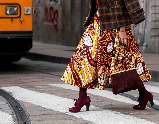 Неделя моды в Милане F/W 2015: street style. Часть 1 (фото 2)