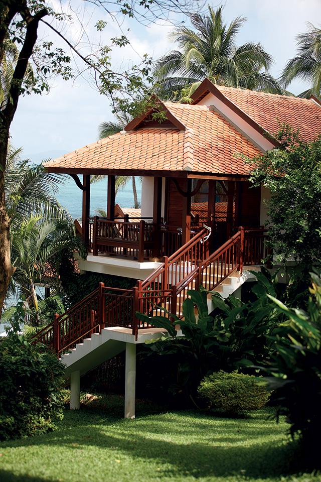 Belmond Napasai: тропический рай на севере острова Самуи (фото 5)