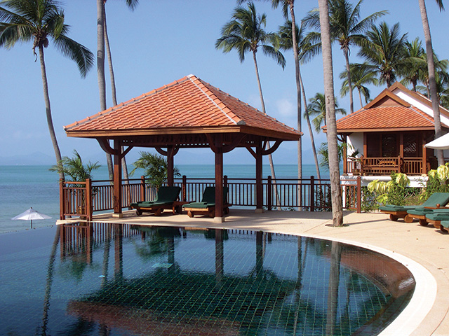 Belmond Napasai: тропический рай на севере острова Самуи (фото 1)