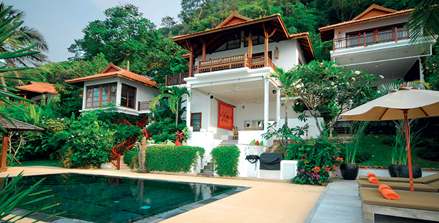 Belmond Napasai: тропический рай на севере острова Самуи (фото 4)