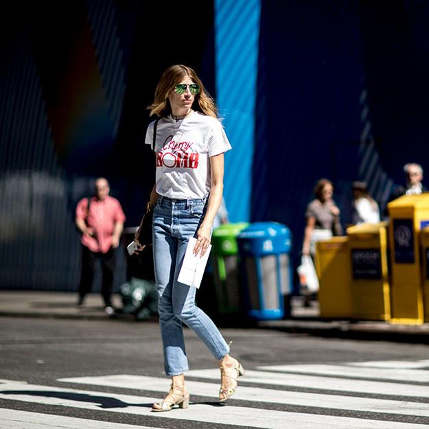 Что носят на Неделе моды в Нью-Йорке: 7 часть (фото 4)
