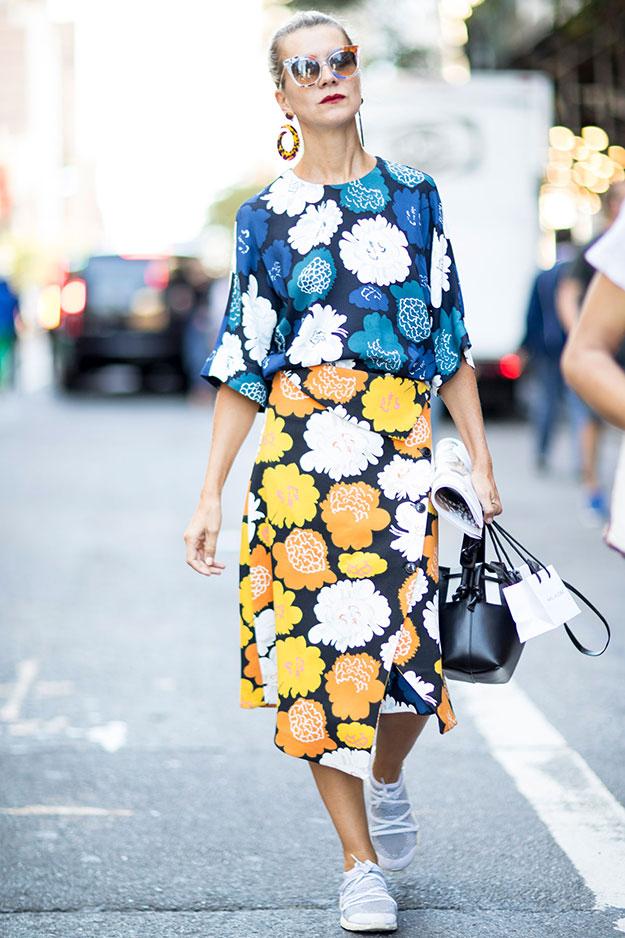 Что носят на Неделе моды в Нью-Йорке: 7 часть (фото 3)