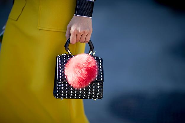 Что носят на Неделе моды в Нью-Йорке: 5 часть (фото 10)