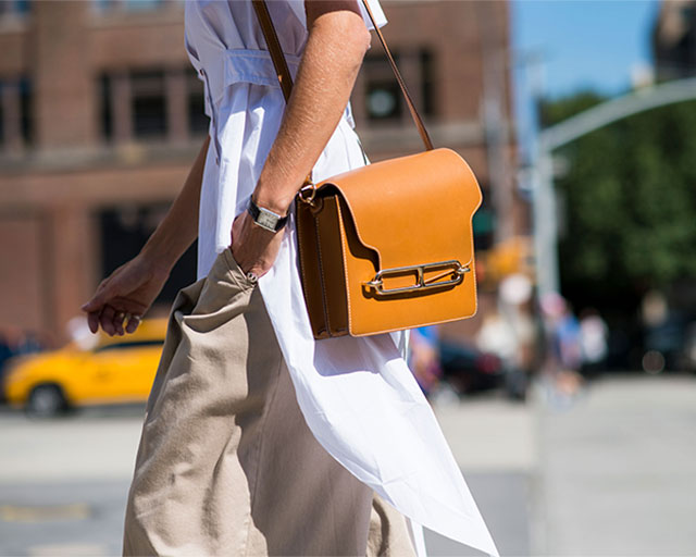 Что носят на Неделе моды в Нью-Йорке: 4 часть (фото 3)