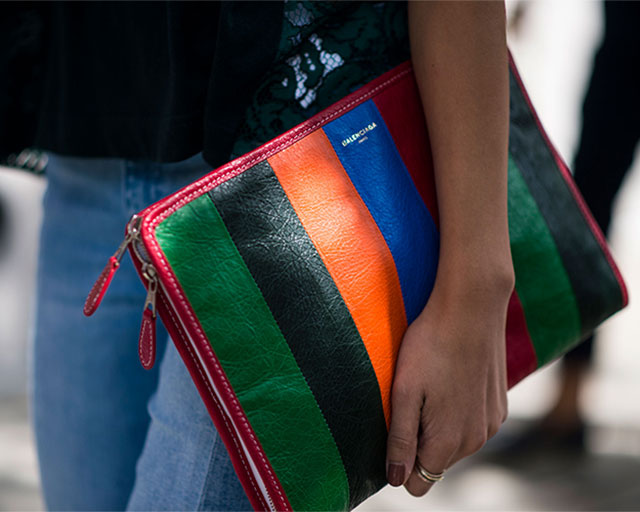 Что носят на Неделе моды в Нью-Йорке: 4 часть (фото 9)