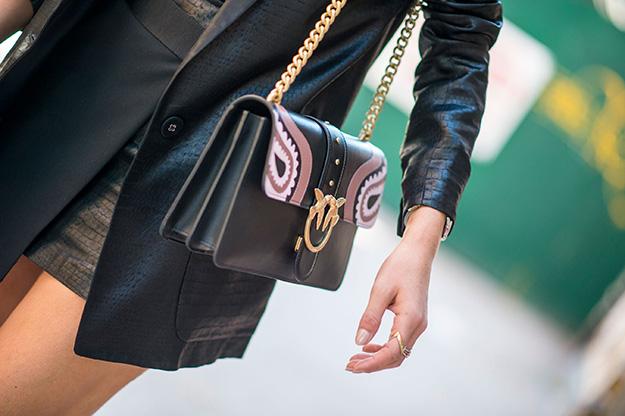 Что носят на Неделе моды в Нью-Йорке: 5 часть (фото 14)