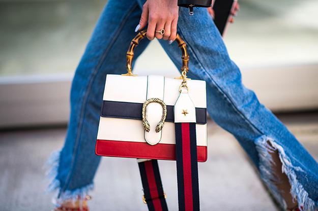 Что носят на Неделе моды в Нью-Йорке: 5 часть (фото 3)