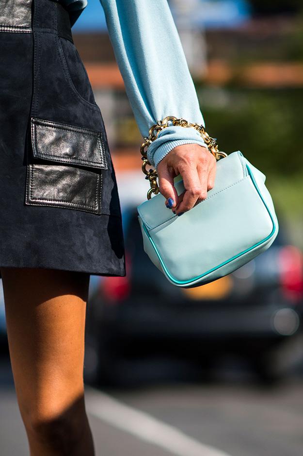 Что носят на Неделе моды в Нью-Йорке: 5 часть (фото 5)