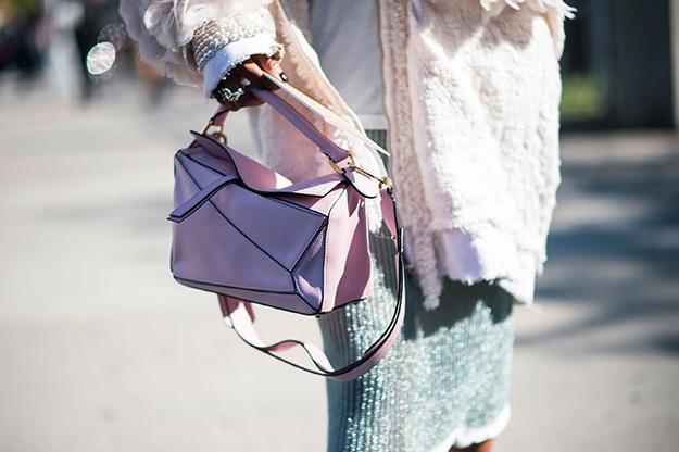 Что носят на Неделе моды в Нью-Йорке: 6 часть (фото 17)