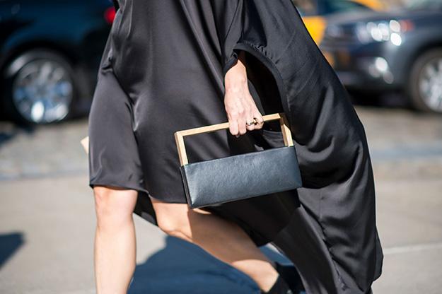 Что носят на Неделе моды в Нью-Йорке: 6 часть (фото 6)