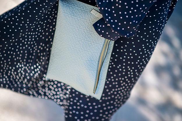 Что носят на Неделе моды в Нью-Йорке: 6 часть (фото 21)